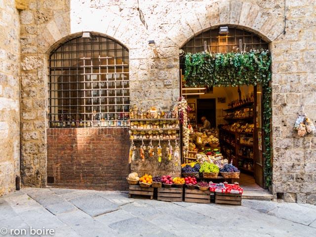 Siena Shop